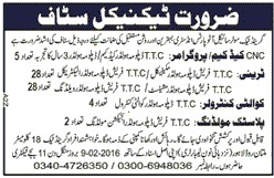 Technical Staff Jobs At Grand Tech Motor Cycle Auto Parts