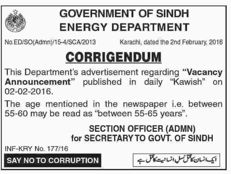 Sindh Energy-Dawn