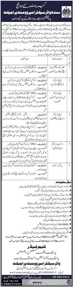 Sindh Water-Jang