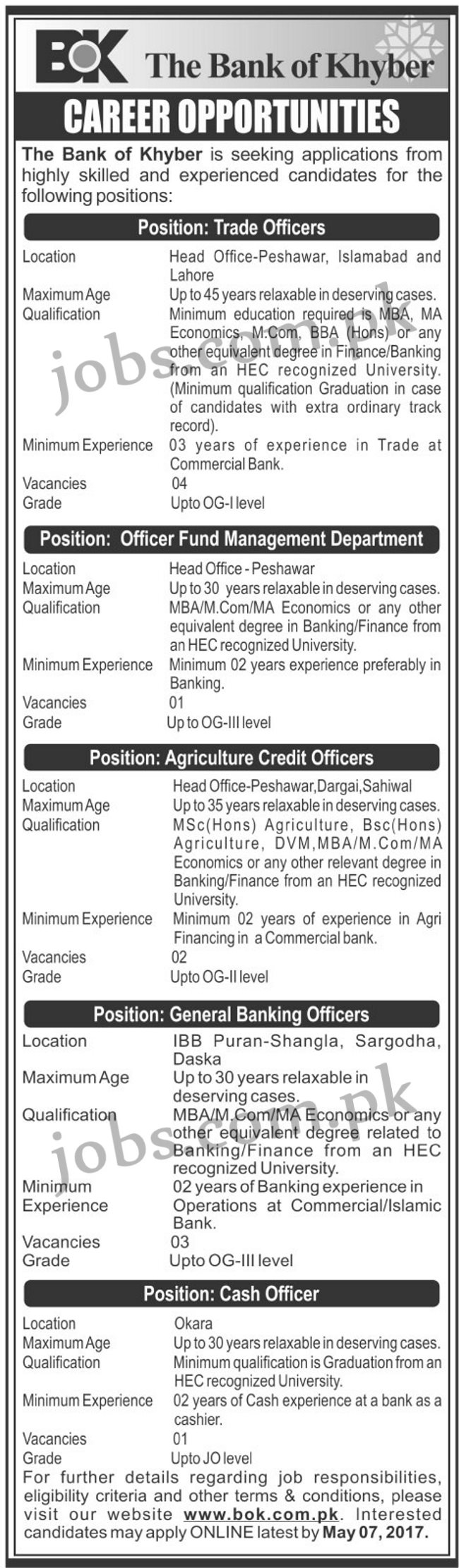 job qualification