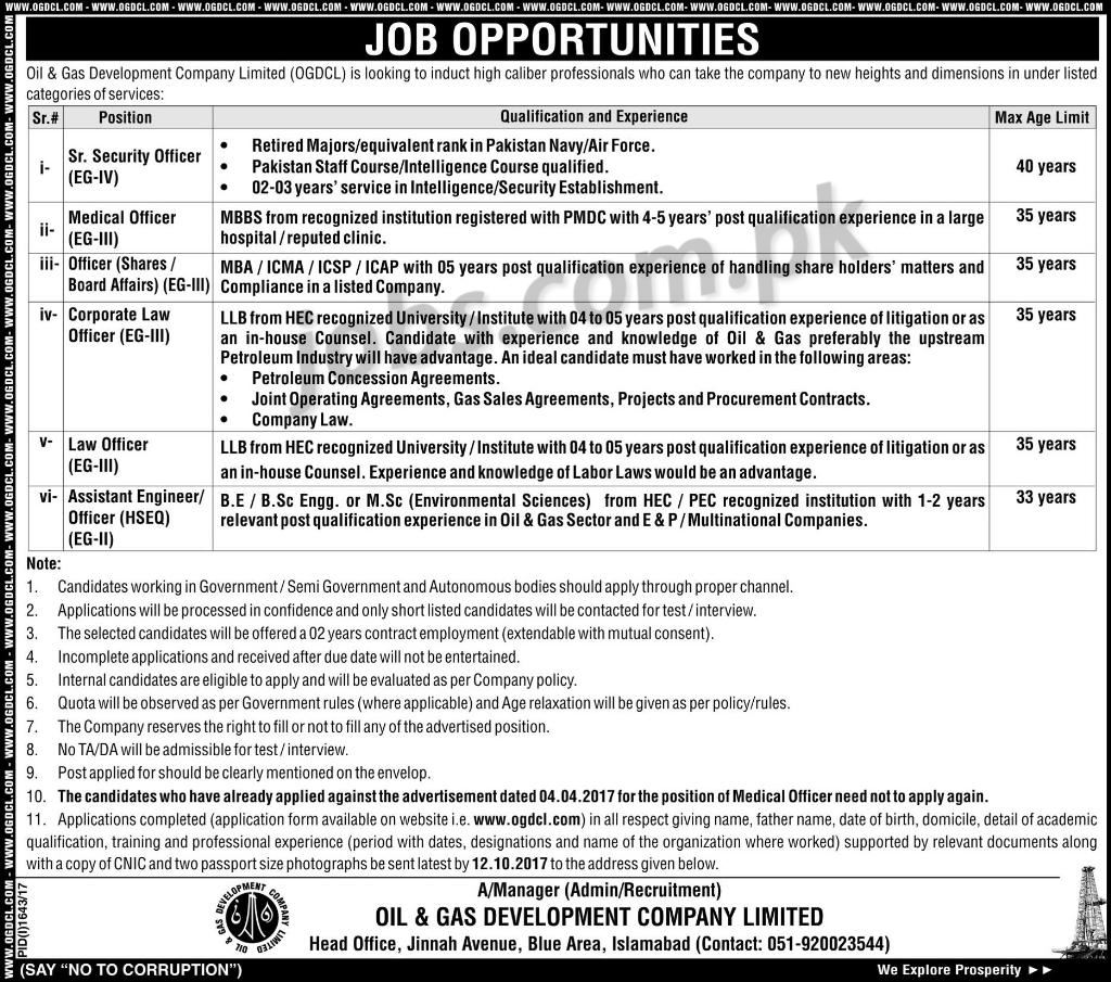OGDCL-exp-dn-jn-tw Job Application Form For Lawyer on printable restaurant, new york, dunkin' donuts, fbi forensics, red robin, clip art,