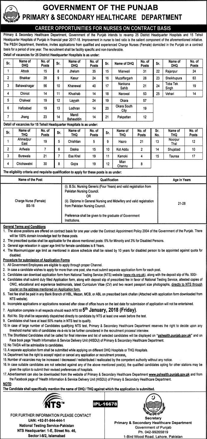 PSH-nw-exp-nts2 Ogdcl Job Application Form on free generic, blank generic, part time,